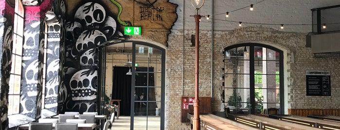 Brewdog Brewery is one of Berlin.