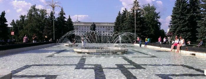 Площадь Революции is one of Ms. Johnson: сохраненные места.
