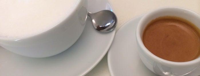 café EAT is one of Lugares guardados de Cherie.