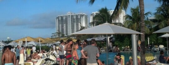 The Standard Miami Beach is one of New Times' Best of Miami.