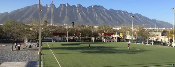 Macro Centro Comunitario San Bernabe is one of Nan'ın Beğendiği Mekanlar.