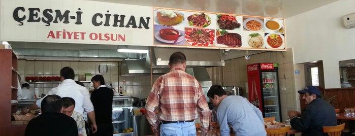 Çeşm-i Cihan is one of Yemek.