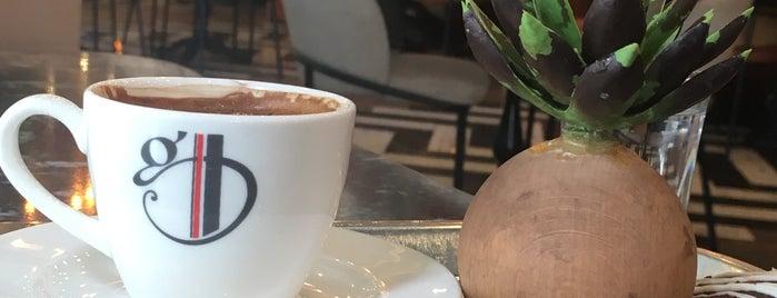 Gülyurt Cafe & Bistro is one of Sezer 님이 저장한 장소.