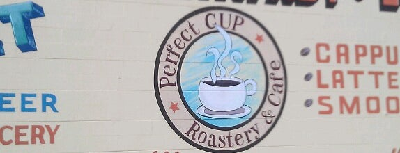 Perfect Cup is one of RESTAURANTS II.