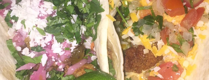 Torchy's Tacos is one of Austin, TX.