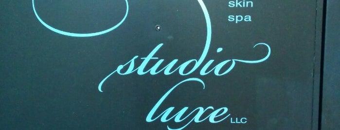 Studio Luxe is one of Lieux qui ont plu à Shu-Chu.