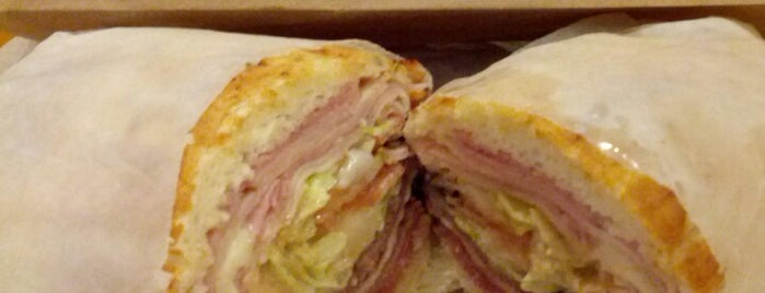 Potbelly Sandwich Shop is one of Restaurants to try.