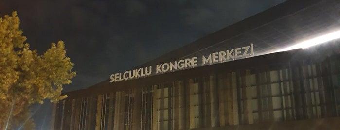 Selçuklu Kongre Merkezi is one of Özgürさんのお気に入りスポット.