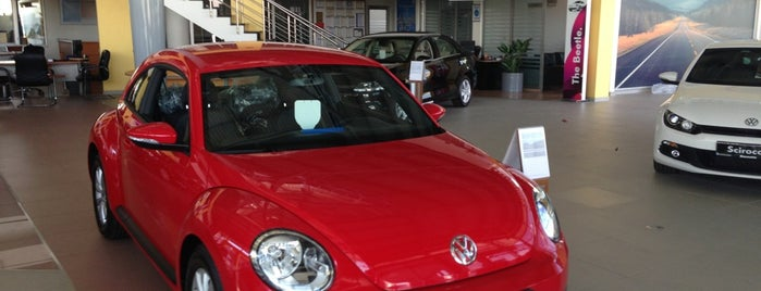 Volkswagen Demoto is one of Tempat yang Disukai Yalçın.