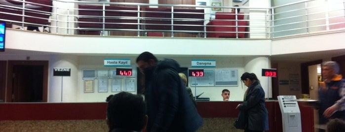 Özel Çankaya Tıp Merkezi is one of Bibi'nin Beğendiği Mekanlar.