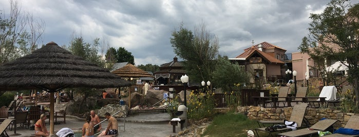 The Springs Resort is one of CO Hot Springs.