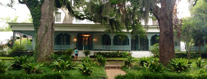 The Myrtles Plantation is one of Historic/Historical Sights.