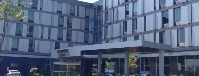 Courtyard by Marriott Philadelphia South at The Navy Yard is one of Andres 님이 좋아한 장소.
