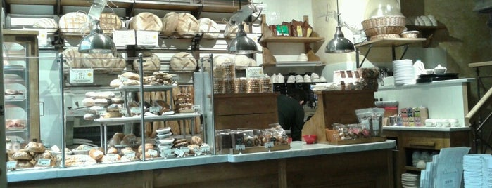 Le Pain Quotidien is one of Lugares favoritos de Hideo.