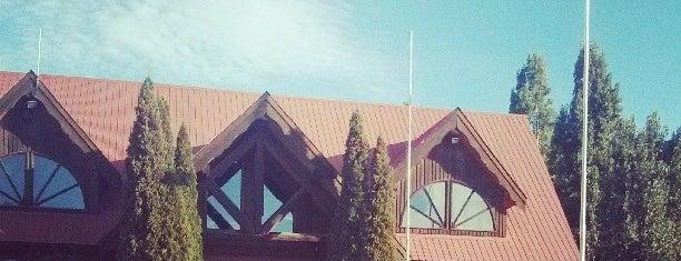 British Columbia Visitor Centre @ Merritt is one of British Columbia Visitor Centres.