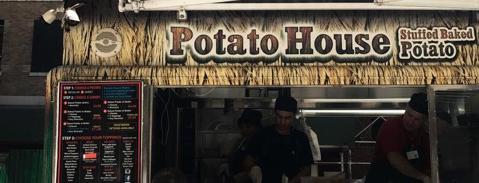 Potato House is one of Locais salvos de Steena.