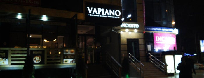Vapiano is one of i want 2 eat.