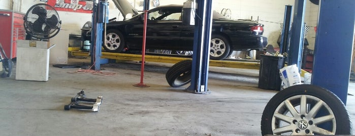 Midway Tire Center is one of Best Of Rehoboth Beach.