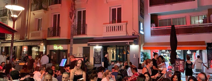 Cafe Milano is one of French riviera.