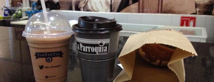La Parroquia de Veracruz is one of Posti che sono piaciuti a Rogelio.
