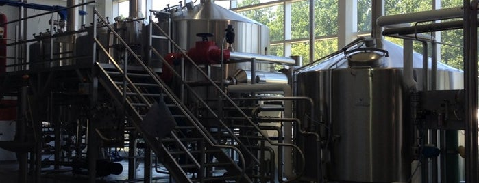 Red Oak Brewery is one of Breweries or Bust.
