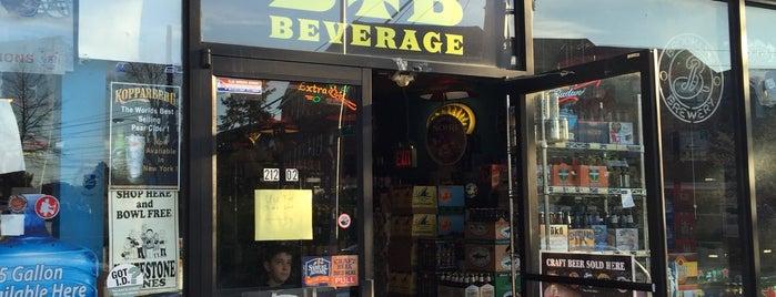 B & B Beverage Distributors is one of CD19 Favorite Places.
