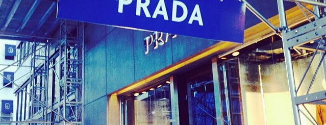 Prada is one of NYC Beat.