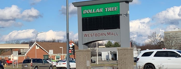 Westborn Mall is one of Locais curtidos por Michael.