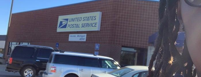 US Post Office is one of สถานที่ที่ Ricardo ถูกใจ.