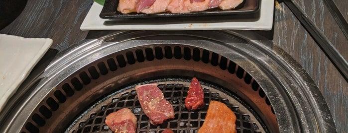 Gyu-Kaku Japanese BBQ is one of Orte, die Aamer gefallen.