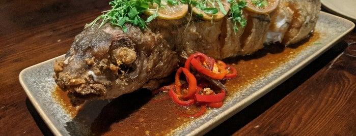 Stoic & Genuine is one of Best New Restaurants 2014.