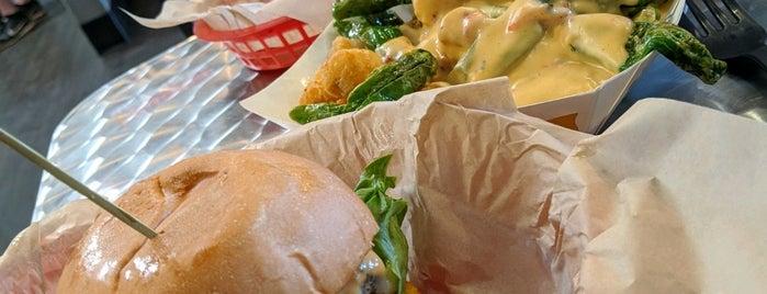 Bingo Burger is one of Colorado Food.