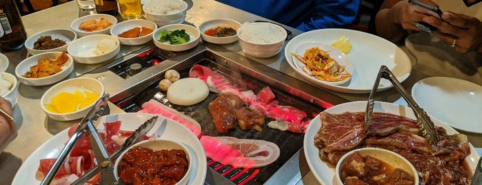 DAE GEE Korean BBQ is one of 2018/2019 Denver Dining Out Passbook.