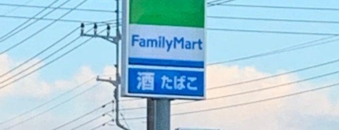 ファミリーマート 香取野田店 is one of 自分が作成したVENUE.