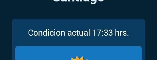 Dirección Meteorológica de Chile is one of Utilidades.