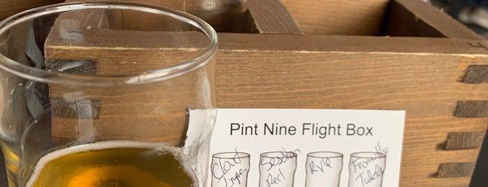 Pint 9 Brewing Co is one of Posti che sono piaciuti a Marni.