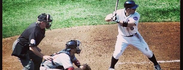 シティフィールド is one of MLB parks.