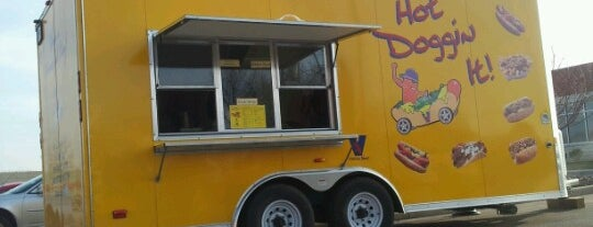 Hot Doggin It! is one of Tempat yang Disimpan Matt.