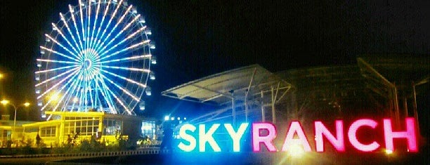 Sky Ranch is one of Tempat yang Disukai Chanine Mae.