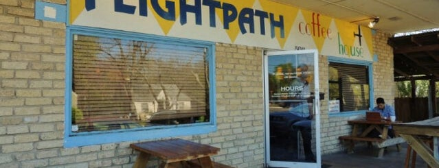 Flightpath Coffeehouse is one of Best Coffee in Austin.