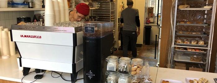 Super Nice Coffee and Bakery is one of Arthur 님이 좋아한 장소.