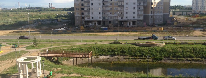пруд КОРОВКА is one of Posti che sono piaciuti a Cherry.