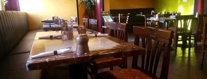 Nosh Cafe is one of Alberta - Wild Rose Country.