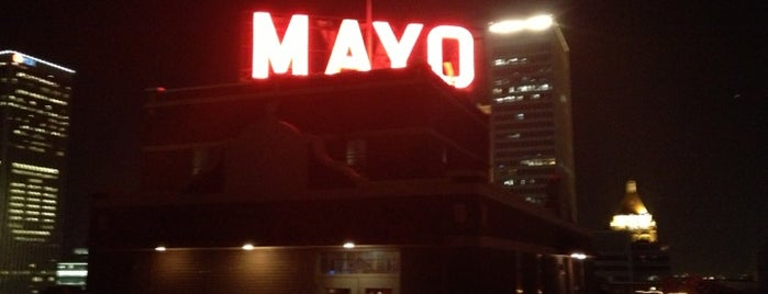 Mayo Hotel The Penthouse Lounge and Bar is one of Tulsa Metro Area To Do.