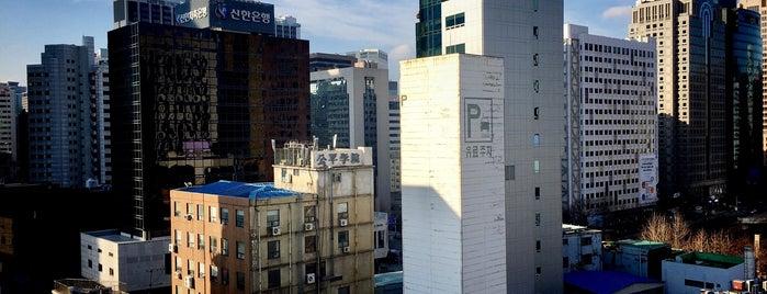 마이크임팩트 스퀘어 is one of Seoul_Quietness.