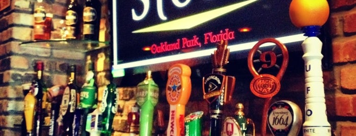 Stout Bar & Grill is one of Ft Lauderdale.
