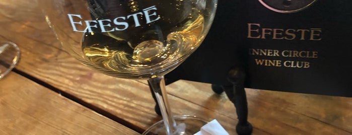 Efeste Winery is one of Wine Country - Seattle 🍷.