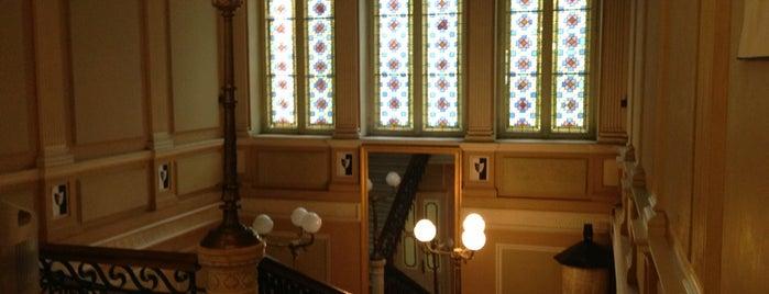 Одесский историко-краеведческий музей is one of Marrr : понравившиеся места.