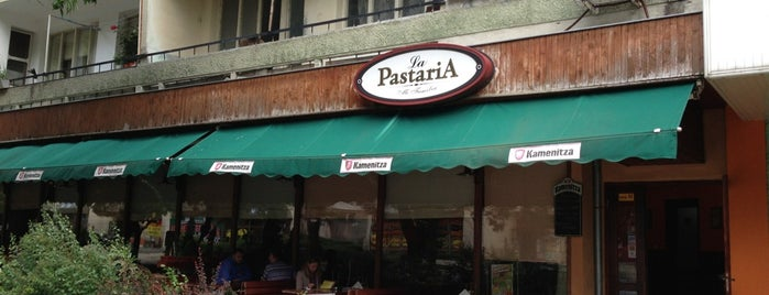 La Pastaria is one of Kaladan'ın Beğendiği Mekanlar.