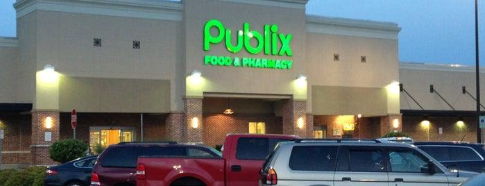 Publix is one of Tempat yang Disukai George.